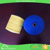 Leading manufacturer 50% cotton 50% polyester air yarn