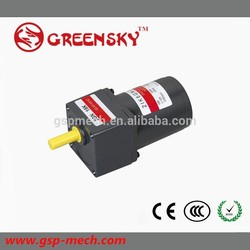 Brand new electric motor 48v 7kw 60mm ac induction motor with high quality