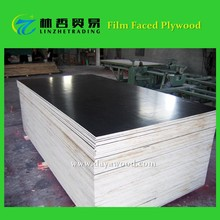 (B4)18mm Melamine Film Faced Plywood Panels For Dubai Wholesale Market Of Construction Building Materials