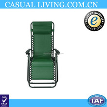High Quality Folding Recliner Zero Gravity Chair for Heavy People