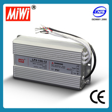 LPV-150-24 24V 6.25A Waterproof IP67 Switching Power Supply Led