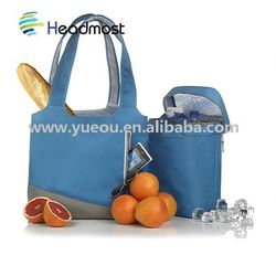 reusable insulated non woven cooler bag 2014 insulated beer can cooler bag for golf