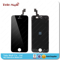 Free Shipment!!! High quality oem for iphone 5s lcd digitizer, for iphone 5s lcd and digitizer assembly