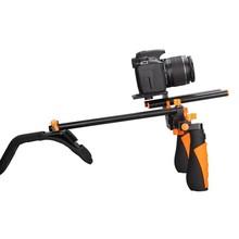 DSLR camera rig shoulder mount easy for shooting shoulder rig