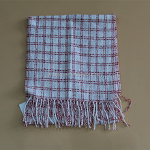 Knitted Prayer Shawl Tartan Plaid Bedding Baby Quilts Patterns