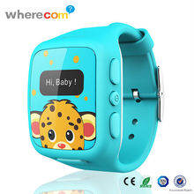 Newest!!! GPS child tracking bracelet with phone function, gps child locator watch kids smart phone watch