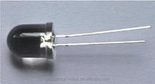 Hot Sale Abundant 10mm White Long Leg Round Head LED Diode Component