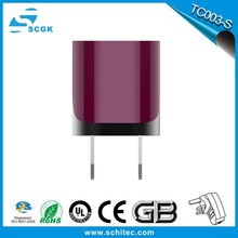 Private model custom OEM/ODM service new design travel charger