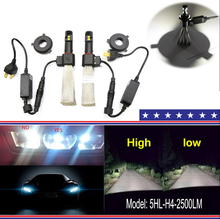 newest wholesale hid kit, HB2, H4, 9003, H7, H11 64W xennon hid kit led auto lamp