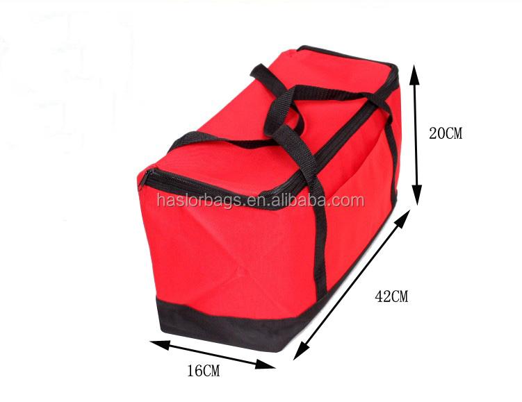 Personnalisé thermique isolé livraison de nourriture refroidisseur sac gros