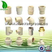 CPVC Virgin material Pipe Transition Fittings