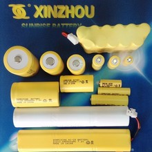 Top 3 Manufacturer for 1/3AAA, 2/3AAA, 1/3AA, 2/3AA, AA, AAA, SC, C, and D Size Nicd Battery
