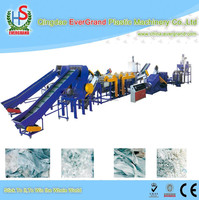 waste film recycling/crushing/washing line/machine