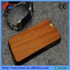 Fashion design 2015 Hot Sale Real Wood for iPhone 6 Case, For iPhone 6 Case Wooden custom printing