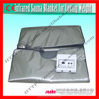 welcomed far infrared slimming sauna thermal blanket for weight loss