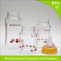 Good quality factory free baby bottle samples 2014