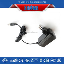 different Output Voltage 25v ac adapter
