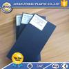 balck forex sheet waterproof high density foam pvc