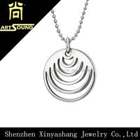 baroque pearl essential oil acrylic pendant necklace wholesale
