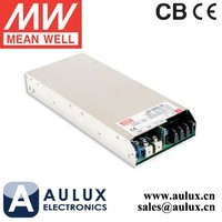 MEANWELL Single Output 1000W 24V 40A DC-DC Converter SD-1000L-24 220v to 380v converter