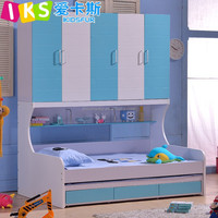 8201 Whalesale 2015 new kids bunk bed from guangdong