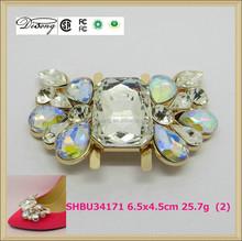 SHBU34171 bridal shoe clips,shoe buckle and shoe accessories