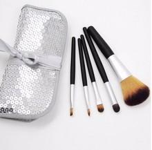 Ebay europe all product natural hair makeup brush, private label makeup brush, Wood handle cosmetic brush
