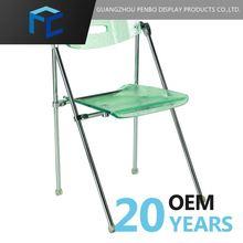 Free Samples Acrylic Customization Folding Chairs Singapore