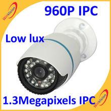 Mini Bullet 1.3Megapixel 960P IP Camera