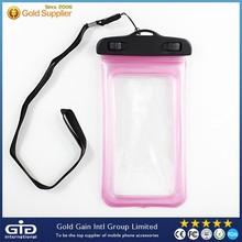 [NP-2309] Wholesale mobile phone waterproof case, PVC waterproof bag
