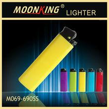 new arrival disposable lighter, chinese cricket lighter ,cigarette lighter can print logo