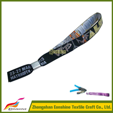 Custom waterproof tyvek paper wristbands for party