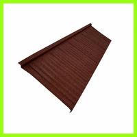 high quality zinc glazed metal roof design for sweet homes
