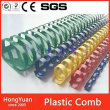 Plastic Binding Comb, Binding Ring , Plastic Book Binding Comb