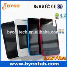 cheap custom phones android 4.2 mobilephone oem mobile phone