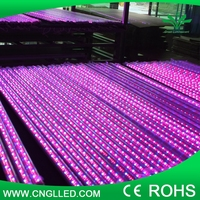 Promote the growth of spinach, carrots and lettuce T8 grow light
