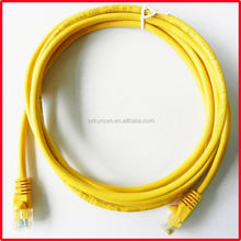 UTP CCU/CCA/CCS conductor 4 pair Cat 6 LAN cable Ethernet Network Cable