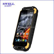 huge market X8 rugged smartphone IP68 waterproof 4.7 inch gps 5 inches display smart phone waterproof antishock smartphone