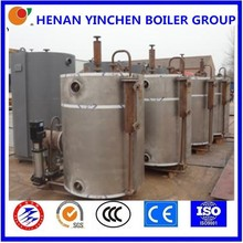 0.5-4.0T/H LSS Series water tube used natural gas steam boilers