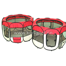 Folding pet tent/ waterproof pet dog tent/high quality dog playpen TD083