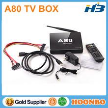 Pron Video Allwinner A80 Octa Core 64-Bit CPU Google Play Smart TV Box