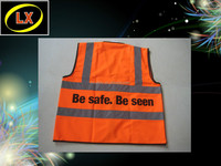 Roadway Safety Personal Protective Vest