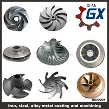 centrifugal submersible pump impeller part