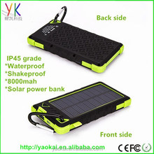 alibaba express in electronics Portable Mini Solar Power Bank
