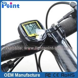 Wireless Bike Bicycle Cycling Sports Computer Odometer Speedometer Waterproof