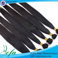 100% unprocessed wholesale cheap malaysian remy human hair