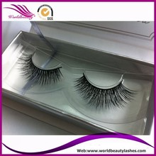 top quality cruelty free real mink false eyelashes