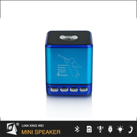 quran mp3 player with wireless subwoofer,bluetooth cube wireless speaker