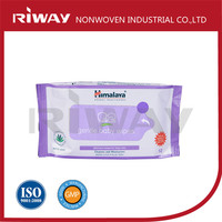 Widely used made in China alcohol free baby wet wipes