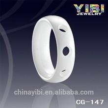diamante anillo de cerámica
